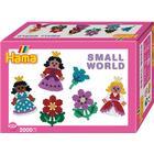 Hama Kleine Welt Blume & Prinzessin 2.000 midi-Perlen & Zubehör 3505