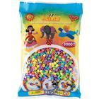 Hama Midi-Perlen 3.000 Stück Pastell-Mix 201-50