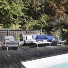 Cinas Rio Lounge-Möbelgruppe, 1 Table incl. 2 Sofas