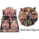 GA Import A/S World of Warcraft mini figurer