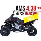 Access ATV 449 ccm STREET indsprøjtning. Gear. Lavet i Taiwan sport 38 HK.