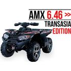 Access ATV 600 ccm indsprøjtning. Lavet i Taiwan 4X4 47 HK. Transia version.