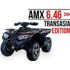 Access ATV 600 ccm indsprøjtning. Lavet i Taiwan 4X4 47 HK