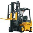 Gaffeltruck GAS/Benzin 2,5 Tons Tribbelmast. sideforskydning og lange gafler.