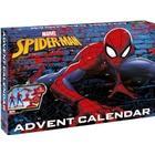 SPIDERMAN Advent calendar - Spiderman julekalender 91009