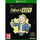 Bethesda Softworks Fallout 4: Game of the Year Edition Xbox One