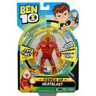 Playmates Ben 10 Deluxe Power Up Heatblast