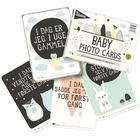 Milestone Cards Milestone Babykort - Over The Moon
