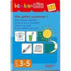 WESTERMANN Bambino Was gehört zusammen 1 børnebog, bog til indlæring skolebog
