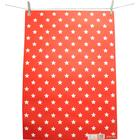 Toby Tiger Red Star Wrapping Paper