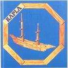 Kapla Kunstbuch Nr. 2 blau