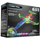 Laser Pegs 6-i-1 Flyvemaskine