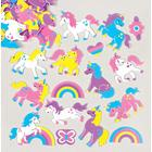 Baker Ross Unicorn Foam Stickers (Pack of 120)