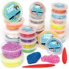 Baker Ross Foam Clay Classpack - 28 colours (Classpack of 28 tubs)
