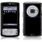 DecalGirl Nokia N95 Solid State Skin - Svart