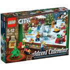 Lego City Julekalender 2017 60155