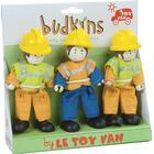 Le Toy Van Construction Triple Pack
