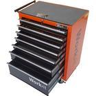 Millarco Work IT Værkstedsvogn med 7 skuffer og 348 dele