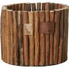 OOhh Collection, Kurundu potteskjuler i træ, 35 cm høj