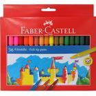 Faber-Castell Tuschpennor Barn Faber-Castell 36-pack
