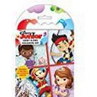 Disney Junior Carry Along Colour Set, Red