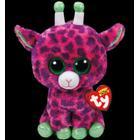 Beanie Boos TY Beanie Boos plysdyr 15 cm giraffen Gilbert