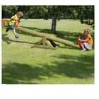 Nordic Play Trævippe FSC Certificeret Trykimprægneret Træ 3meter