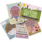 Milestone Cards Milestone - Gravidkort + Babykort - Dansk