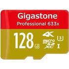 Gigastone 128Gb Gigastone Pro 128Gb Micro SD Card U3 4K
