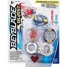 Beyblade burst spryzen och odax dual pack (2-pack)