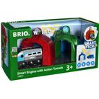 Brio Smart Engine Set with Action Tunnels 33834