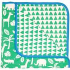 Toby Tiger Jungle Blanket