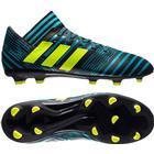 Adidas Nemeziz 17.3 Firm Ground Boots Legend Ink/Solar Yellow/Energy Blue (S82427)
