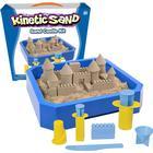 Kinetic Sand, magisk sand - slotte og borge