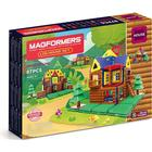 Magformers Log House 87pc Set