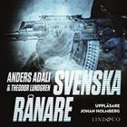 Svenska rånare (Ljudbok nedladdning, 2017)