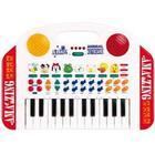 Keyboard - Amazing Band 18 forskellige melodier med dyre-synge-lyde, lydeffekter og rytmer