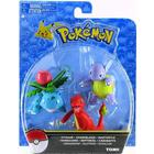 Pokemon 3-Pack Charmeleon, Wartortle & Ivysaur ! Takara Tomy