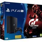 Sony Playstation 4 Pro 1TB - Black Edition - Gran Turismo Sport