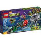 LEGO Teenage Mutant Ninja Turtles - T-Rawket luftanfall 79120