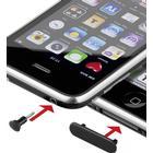 Staubschutz für iPhone 4,4S iPad für 3,5mm Klinkeneingang und Ladebuchse