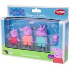 Big Bloxx Peppa Pig Peppa's Familie