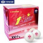 Yinhe 1-star 40+ Röd (100 bollar)