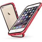 ODOYO - Exklusiv metallskal från USA med invändig TPU bumper / iPhone 6 skal - Lyra Red