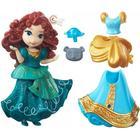 Disney Princess - Lille Dukke & Tøj - Merida