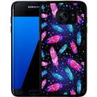 iSecrets Mobile Shell Galactic Feathers (Galaxy S7 Edge)