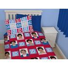 MCU One Direction Craze Sengetøj