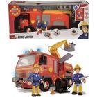Simba Fireman Sam Deluxe Jupiter