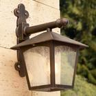 LEDS-C4 Enkel EDIPO væglampe i hyttestil