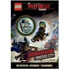 LEGO® Ninjago aktivitetsbog m. minifigur, luftpiraterne a...